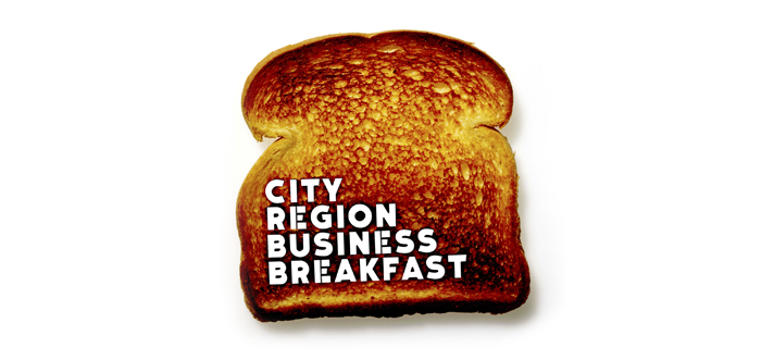 city region business breakfast