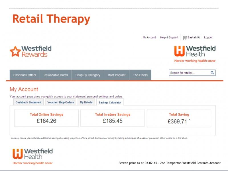 Westfield Health Gallery Image 9