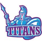 Titans Logo Colour