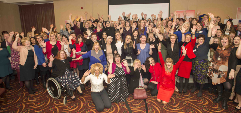 Women In Business,  International Womens Day with Athena International Awards held at Tankersley Manor Hotel