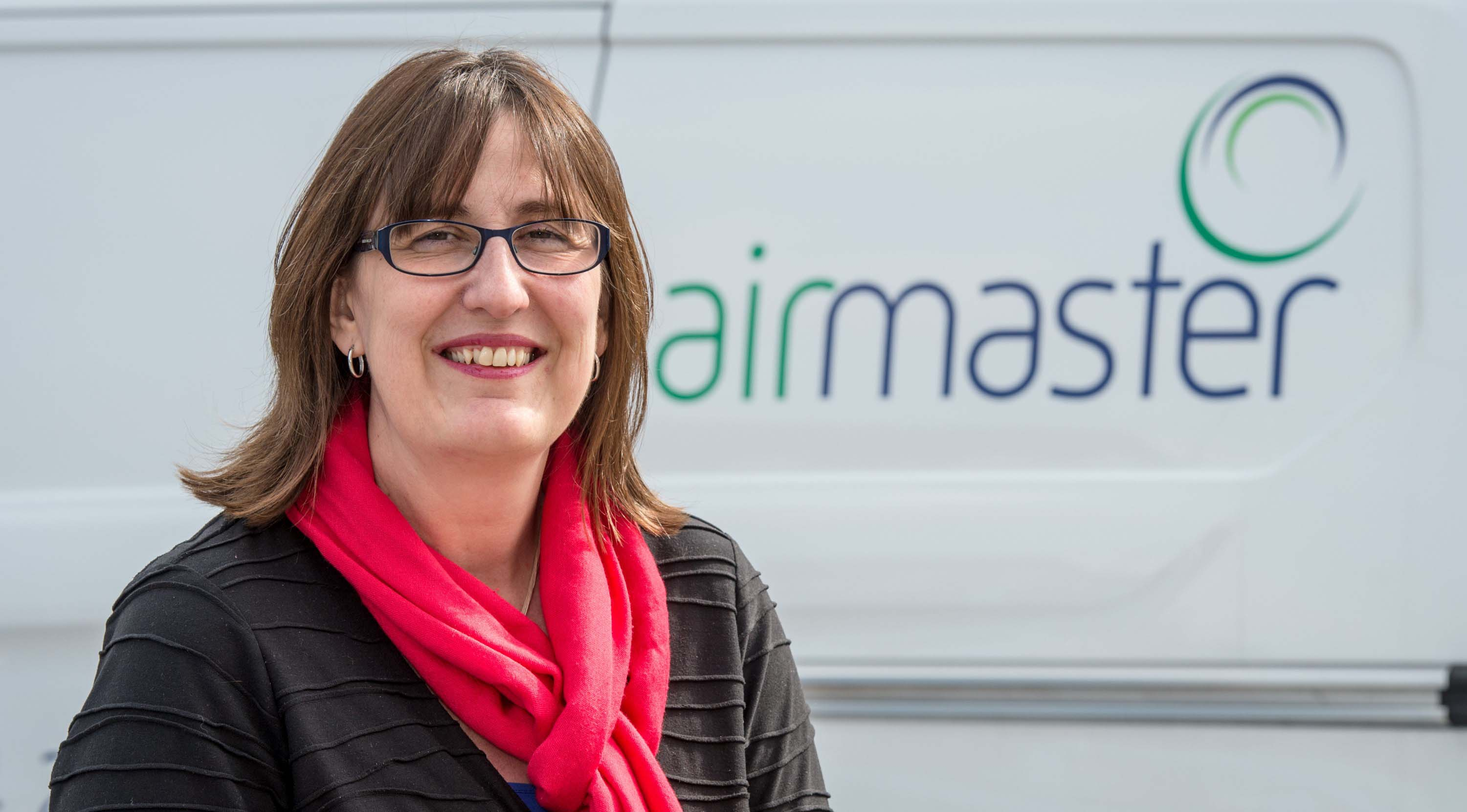 Airmaster Sheffield Lisa pogson Joint Managing Director