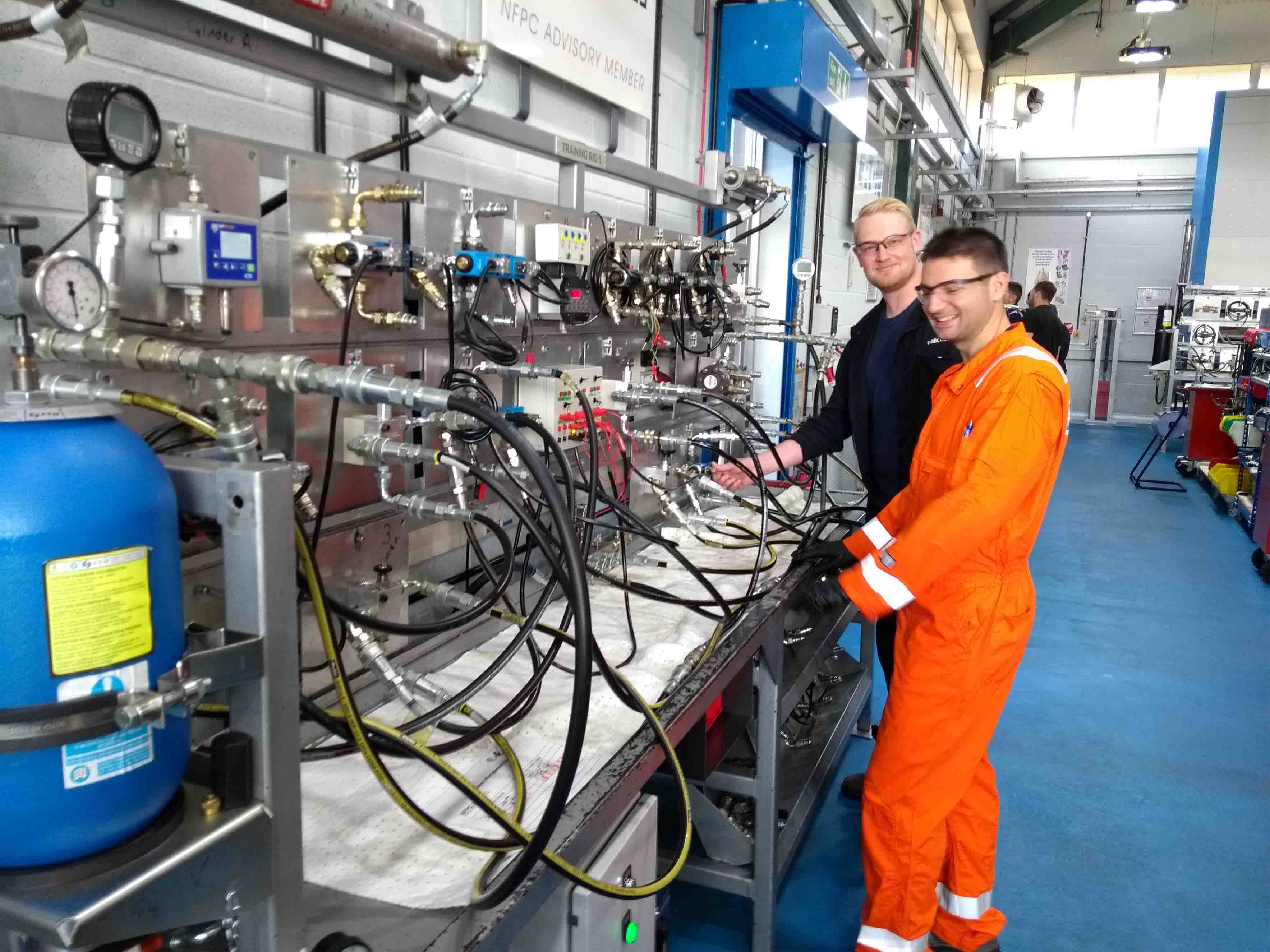 CETOP IH2 Hydraulics - BR Chamber