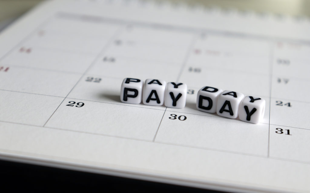 Pay day BCC tracker tranche 4
